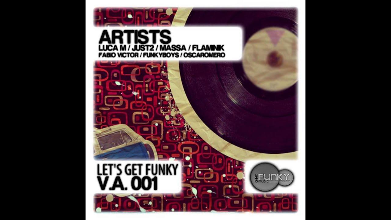 Download JUST2 & Fabio Victor - Drop Love in You (Original Mix) [GFM001]