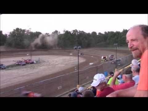 Butler Motor Speedway Sprint Heat #2 8/6/16