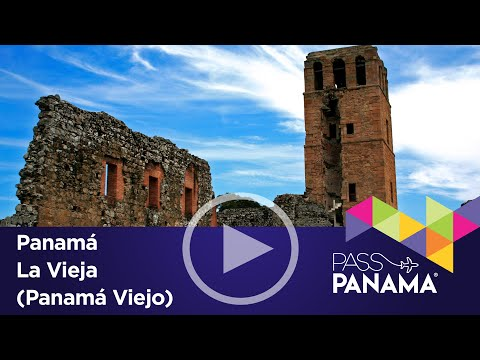 Panamá La Vieja -  Ciudad de Panamá (Panamá Viejo)