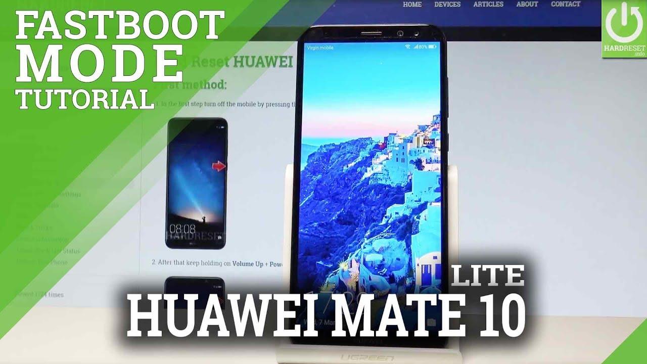 Huawei mate 7 rescue mode