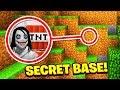 Minecraft: We DESTROYED JEFF THE KILLERS SECRET BASE! (Ps3/Xbox360/PS4/XboxOne/PE/MCPE)