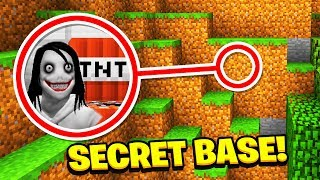 Minecraft: We DESTROYED JEFF THE KILLERS SECRET BASE! (Ps3/Xbox360/PS4/XboxOne/PE/MCPE)