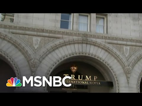 How Will Trump's Business Fare Without Coronavirus Relief Funds? | MSNBC
