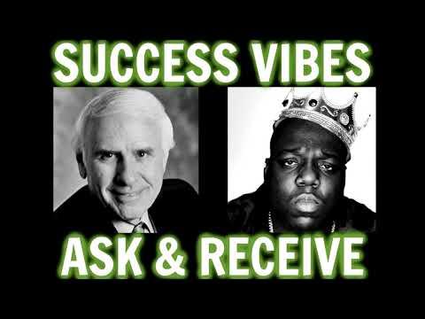 Jim Rohn - Ask & Receive | SUCCESS VIBES (Motivational Music)