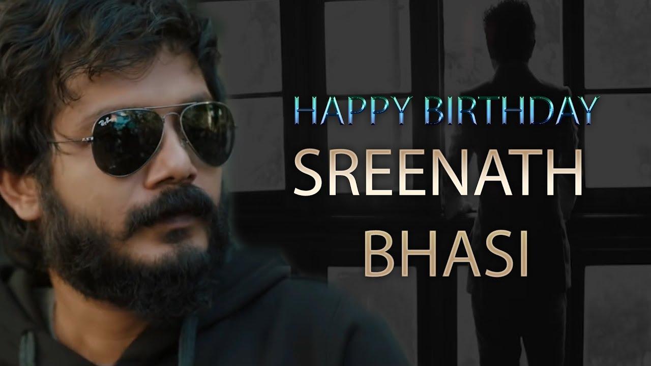 Sreenath Bhasi Birthday Special Whatsapp Status Video | Machan Mass Status Video 2020 | DNA