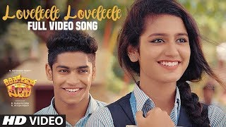Loveleele Loveleele Full Song | Kirik Love Story Songs | Priya Varrier, Roshan Abdul