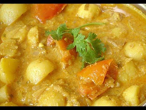 How to make ALUGADDA KURMA Recipe in Telugu