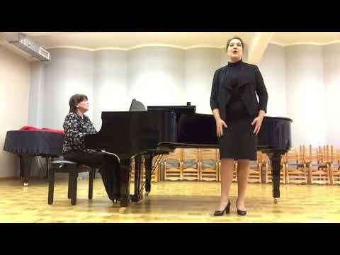 "W.A.Mozart ""Una donna a quindici anni"" (Aria di Despina)"