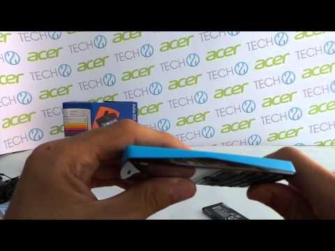 Nokia Asha 205 Dual SIM telefon kicsomagoló videó | Tech2.hu