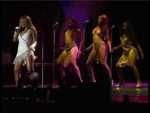 Destiny's Child - Pay Per View Concert - Beyoncé - Work It Out