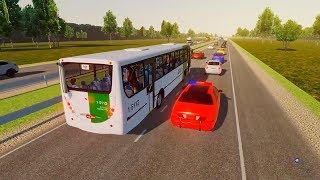 [Proton Bus Simulator] NUNCA PEGUE um ÔNIBUS com MATRIX GAMES!! (ANDROID).(PC)