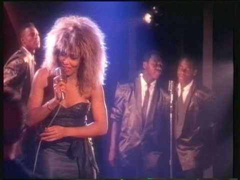 Tina Turner - Two People (Promo Video)