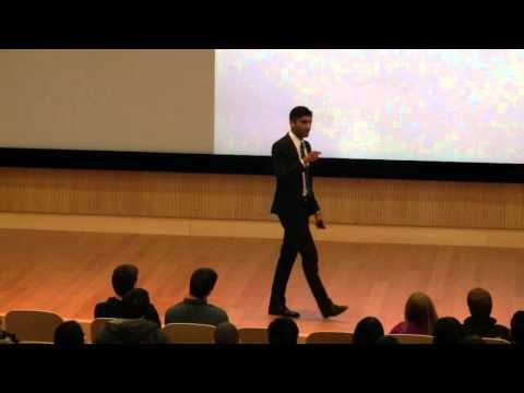 The mountain that killed me: Ibrahim Zafar at TEDxNCSU