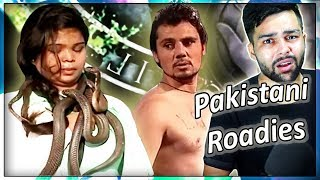 THIS IS MY FAVOURITE PAKISTANI SHOW (Living On The Edge) - DhiruMonchik