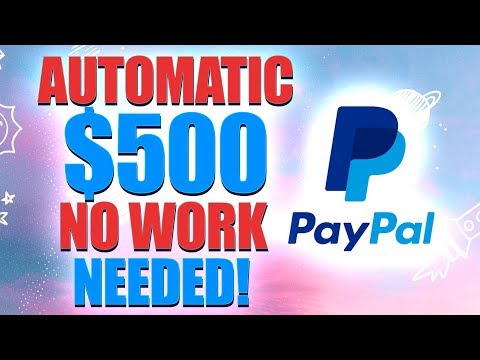 🔥Get PaId $500 In 1 Hour – AUTOMATICALLY!  (Easy Way To Make Money Online 2020!)