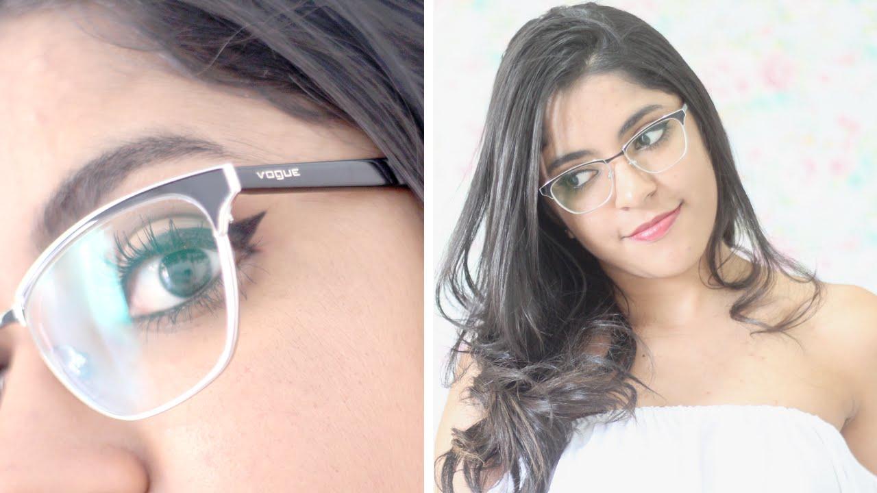 dc10162c4 Tudo sobre meu novo óculos de grau! ♥ - YouTube