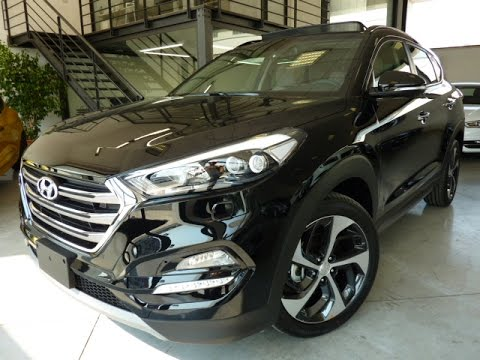 hyundai tucson 1 7 crdi 2wd dct xpack youtube. Black Bedroom Furniture Sets. Home Design Ideas
