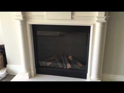 Sealing around fireplaces to pass your air testing