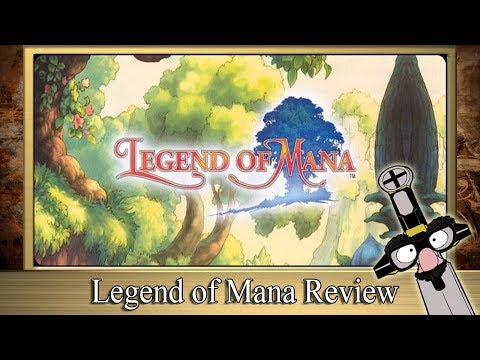 The RPG Fanatic Review Show - ★ Legend of Mana Review ★