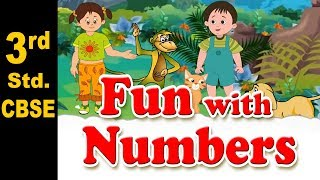 Fun with Numbers | 3rd Std | Mathematics | CBSE Board | Home Revise