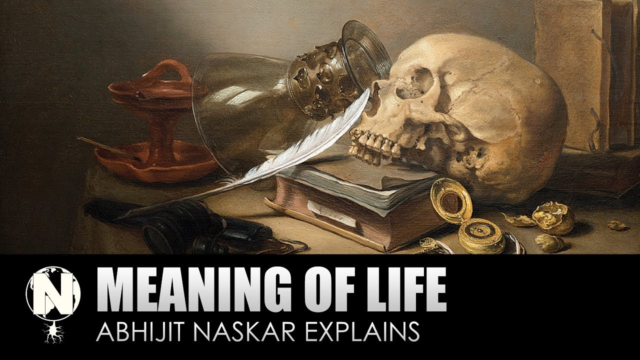 What is the Meaning of Life? Abhijit Naskar explains - YouTube