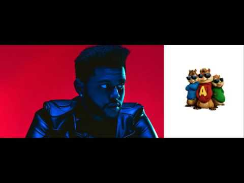 The Weeknd ft Daft Punk - Starboy | The Chipmunks Cover