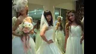 Свадебные платья  в ТЦ Арбат