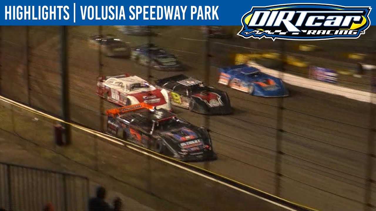 Sunshine Nationals at Volusia Speedway Park January 17th, 2020 | HIGHLIGHTS