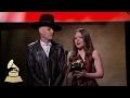 Un Besito Mas Wins Best Latin Pop Album | Acceptance Speech | 59th GRAMMYs