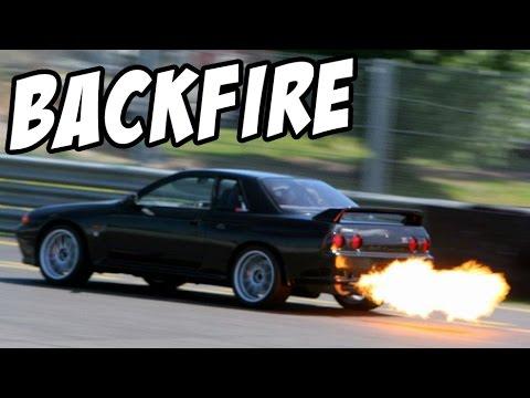 how to stop lpg backfire