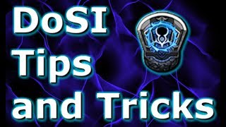 Dimension Of Sinister Intent - Tips And Tricks