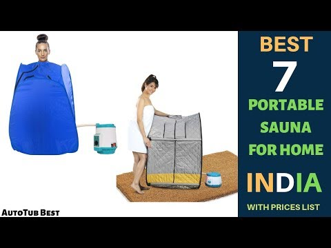 Best Selling Sauna Steam Bath Portable For Home In India