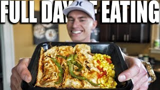Video FULL DAY OF EATING | Summer Shredding Macros | Icon Meals download MP3, 3GP, MP4, WEBM, AVI, FLV Juli 2018