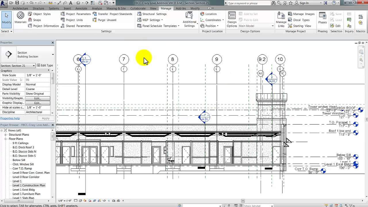 Revit Hiding Linked Model S Grid Level Lines Youtube