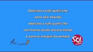 """Eros Ramazzotti """"Se bastasse una canzone"""" base"""