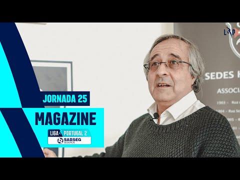 📺 Magazine Liga Portugal Sabseg 2020/21 | Ep. 25