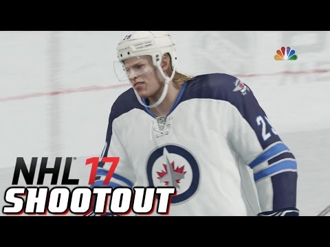 Who Wins the Maurice Richard?  NHL 17  Shootout Commentary ep. 12