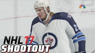 Who Wins the Maurice Richard? - NHL 17 - Shootout Commentary ep. 12
