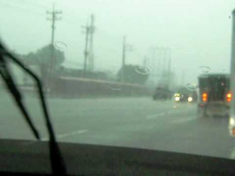 Flash Flood in Luzon