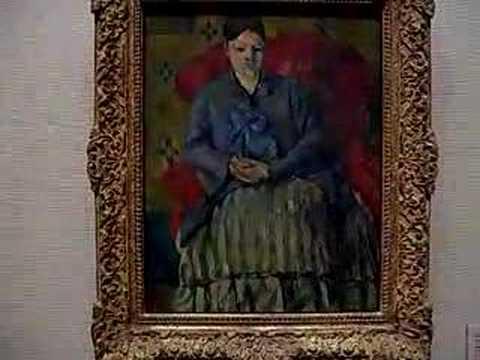 Boston Museum Of Fine Arts Paul Cezanne Impressionist