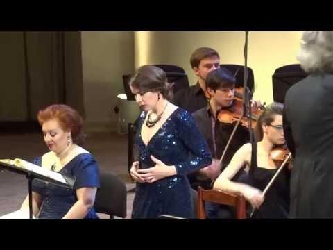 """Alcina"" G.F. Handel-Morgana's aria-""Ama sospira.."" -ANNA DEVIN-Moscow"