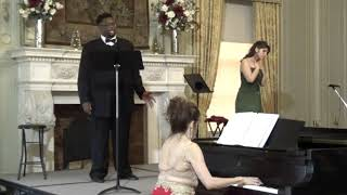 O soave fanciulla fro La boheme at Opera at Florham