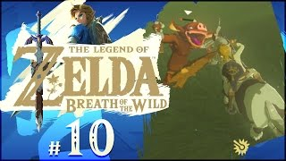 The Legend of Zelda: Breath of the Wild - Part 10 | Hila Rao Shrine + Horseback Riding! thumbnail