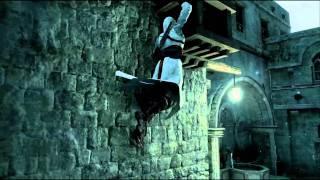 Assassin's Creed Wallrun+jump