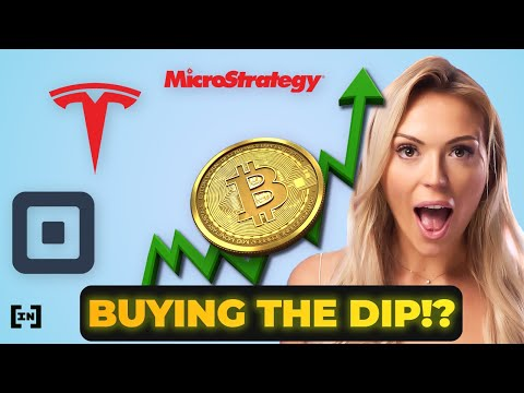 Bitcoin Institutional Demand Exploding! Are Companies Buying The Dip? | BeInCrypto News