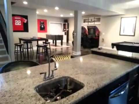 Sports Man Cave YouTube