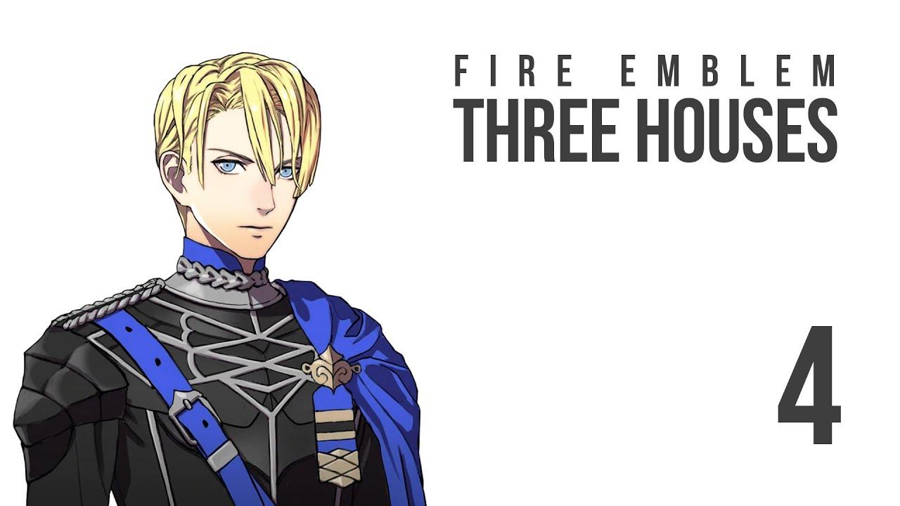 Fire Emblem 6 S rank run chapter 9 part 1 - YouTube