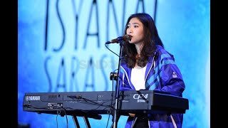Video Isyana Sarasvati - Keep being you. Live Senayan 2016 download MP3, 3GP, MP4, WEBM, AVI, FLV Juli 2018