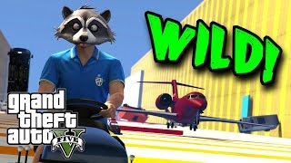 WILDEST AVALANCHE EVER!!! GTA Best Custom Jobs (Funny Moments)