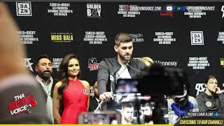 🚨Rocky Fielding Takes in Fighting Canelo at Madison Square Garden🥊
